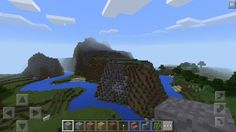 This seed for Minecraft PE and offers some stunning terrain with extreme mountains next to stunning rivers, and some pumpkins to boot! Minecraft Pe Seeds, More Pictures, Pumpkins, Lazy, Backdrops, River, Mountains, Games, Check