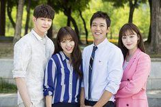 """Kim Rae-won and Park Shin-hye, the power of """"Doctors"""" script Park Shin Hye, Lee Sung Kyung Doctors, Doctors Korean Drama, Dr Park, Kyun Sang, Sung Hyun, Kim Rae Won, Netflix, Best Kdrama"""