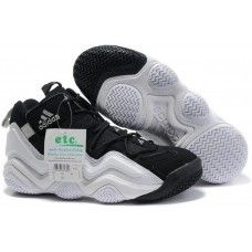 5701a0700fe0 Adidas Top Ten 2000 Retro(Kobe Bryant Shoes) in black and white