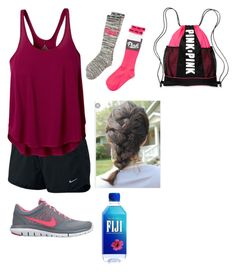 """Peru day 6"" by rikey-byrnes on Polyvore featuring NIKE, prAna and Victoria's Secret"