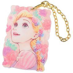 Super pretty Rapunzel design from Disney Store Japan