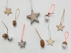 Audrey Jeanne | blog - Homemade Christmas Decorations