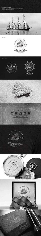 Branding #8 : Stunning Identity Projects by Pavel Emelyanov  Inspiration Hut