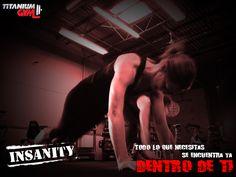 Insanity Titanium Gym Piedras Negras