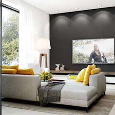 Дом мечты: Гостиная в . Автор – PRIVALOV design House, Copper House, Home Remodeling, Home Decor, Room Inspiration, Apartment Decor, Interior Design, Modern Interior, Living Room Designs