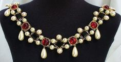 Queen Elizabeth I coronation collar