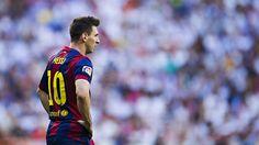 FRANCESC TOMAS // Messi must remain key to Barcelona's future