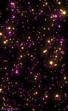 Glitter Phone Wallpaper, Live Wallpaper Iphone, Star Wallpaper, Graphic Wallpaper, Iphone Background Wallpaper, Butterfly Wallpaper, Cellphone Wallpaper, Pink Wallpaper, Galaxy Wallpaper