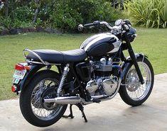 Bonneville pics - Page 44 - Triumph Forum: Triumph Rat Motorcycle Forums