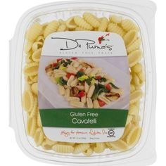 De Puma's Gluten Free Cavatelli oz) from Whole Foods Market - Instacart Food Tips, Food Hacks, Whole Foods Market, Grocery Lists, Low Fodmap, Whole Food Recipes, Gluten Free, Ethnic Recipes, Easy