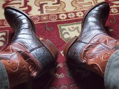 luccheses My Images, Cowboy Boots, Shoes, Fashion, Boots, Moda, Zapatos, Shoes Outlet, Fashion Styles