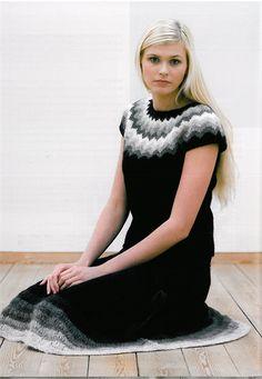 Islandsk Strik - Strik og broderi - garn, kits og designs i Sommerfuglen