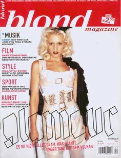Gwen Stefani (No Doubt) - Blond Magazine (D)