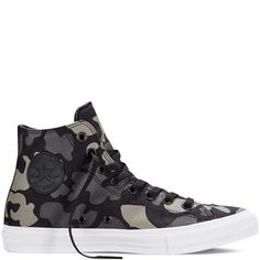 Chuck Taylor All Star II Reflective Camo - Converse US