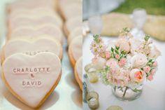 Rosa y más rosa: decoración de boda con acentos rosados - Los detalles - NUPCIAS Magazine