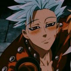 Ban Anime, Anime Manga, Seven Deadly Sins Anime, 7 Deadly Sins, Hot Anime Boy, Anime Guys, Sir Meliodas, Wallpaper Naruto Shippuden, Anime Scenery