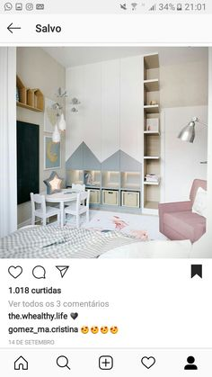 35 bedroom wardrobes to keep your room tidy Practical and beautiful wardrobe Boy And Girl Shared Bedroom, Baby Bedroom, Baby Boy Rooms, Girl Room, Girls Bedroom, Cool Kids Bedrooms, Baby Room Colors, Kids Room Design, Suites