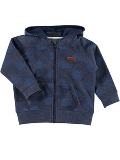 NEWBORN GUY SWEAT CARDIGAN - Name it