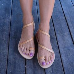 Women's Sandals Flats Peep Toe Flat Heel PU Others Sandals, veryvoga Comfy Shoes, Cute Shoes, Flat Sandals, Gladiator Sandals, Baskets, Peep Toe Flats, Bag Icon, Slipper Sandals, Crochet Shoes