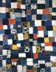 Untitled (from Little Image series) - Lee Krasner