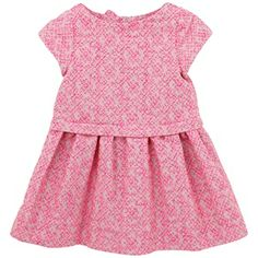 Lili Gaufrette LaFestive Dress Neon Pink from Lili Gaufrette - France at Pumpkinheads