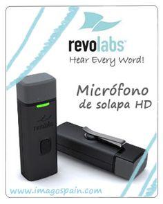 El Sistema de Micrófono Inalámbrico Revolabs Solo™ de Un Canal es idóneo para salas de conferencias pequeñas con un sistema de video conferencia, para así mejorar la calidad de sonido en lugar de o en conjunción con el micrófono que viene con el sistema. No existen cables y la calidad del sonido mejora usando el Sistema de Micrófono Inalámbrico Solo™ de Un Canal. http://www.imagospain.com/productos/soluciones-revolabs/