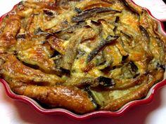 Torta alla parmigiana di melanzane   Svinando Magazine  