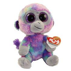 From the Ty Beanie Buddy Boos collection. Ty Animals, Ty Stuffed Animals, Ty Beanie Boos Collection, Ty Peluche, Beanie Boo Birthdays, Ty Toys, Beanie Buddies, Owl Pet, Lol Dolls