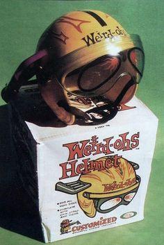 Weird-ohs Helmet