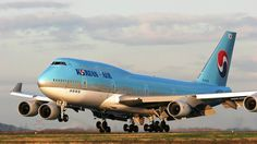 Aircraft Photos and Aviation News Korean Airlines, Boeing 747 400, Aviation News, Aircraft Photos, Airplanes, Commercial, Wallpaper, Aircraft, Planes