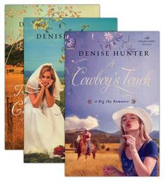 A Big Sky Romance Series, Volumes 1-3  -     By: Denise Hunter