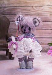 Koretska Olena - Artist Bears and Handmade Bears