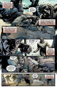 Preview: Evil Empire #1, Page 5 of 9 - Comic Book Resources