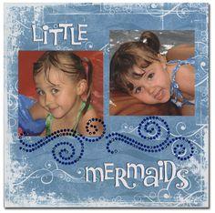 0807-Little Mermaids
