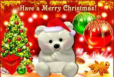 30 Merry Christmas and Happy New Year 2016 Greeting Card Images
