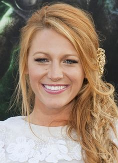 Sweet Succulent Blake Lively