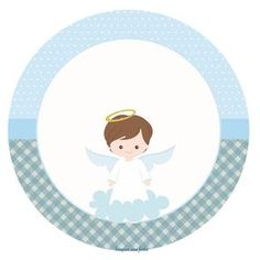 batizado_menino - Minus Christening Invitations Boy, Baptism Banner, Baby Boy Baptism, Baby Christening, Baptism Cookies, Baptism Favors, Dyi Decorations, Baby Tumblr, Baby Scrapbook