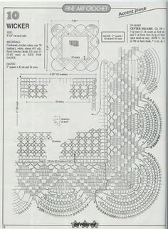 Copertine ad Uncinetto: La semplicità è importante