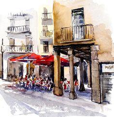 """La colla dels dimecres: bar """"Pisa Morena"""", Barcelona"""