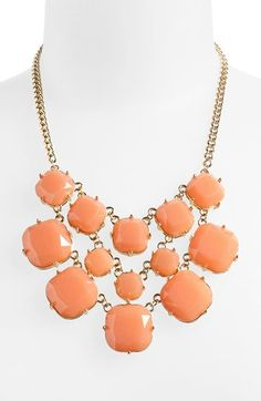 Stephan & Co. Statement Necklace (Online Only) | Nordstrom, $26