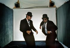 Never-Before-Seen Blues Brothers Photographs by Norman Seeff, 1978/1981