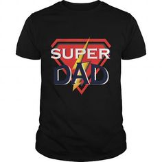 Awesome Tee Fathers day  Super dad T-Shirts