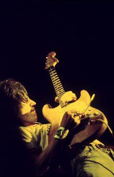 Jeff Beck, 1975  Fender Stratocaster