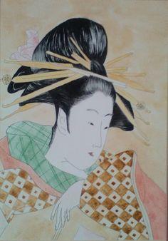 japán metszetek - Blogger.hu Japan Art, Watercolor Paintings, Anime, Japanese Art, Water Colors, Cartoon Movies, Anime Music, Watercolour Paintings, Animation