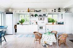 Drömhuset i skärgården är en blandning av Bullerbyn och Saltkråkan - Hem - Hus & Hem