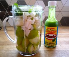 Salsa Verde : Magic Bullet Blog