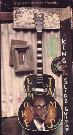Elmore James... King of the delta blues #guitar