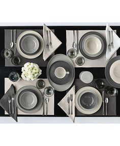 Hotel Collection Modern Dinnerware, Only at Macy's | macys.com