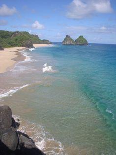 Praia do Bode verde esmeralda cristalina!!!