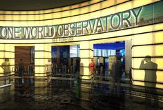 One World Observatory Entry - Hettema Group